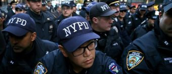 NYPD Cops Launch Boycott Against Dunkin' Donuts