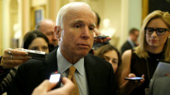 McCain: 'I've Seen No Evidence' Russia Changed Election Outcome
