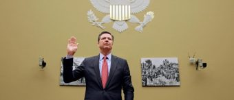 FBI Agents Say 'Good Riddance' To Comey