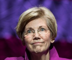 Elizabeth Warren Getty Images/Scott Eisen