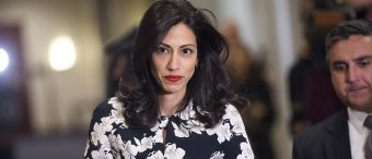 Report: Abedin Files For Divorce From Anthony Weiner