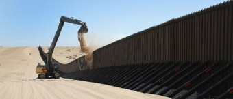 White House Budget Thin On Support For Border Wall