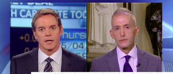 Trey Gowdy Flamed Rice AND Clinton In One Interview