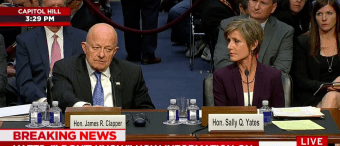 Clapper Admits To Unmasking