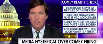 Tucker Goes Off: 'It's Not A Constitutional Crisis When The Constitution Allows You To Do It' [VIDEO]