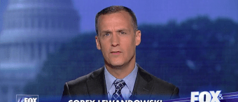 Lewandowski To GOP: Get On The Trump Train Or Kiss Your Seat Goodbye