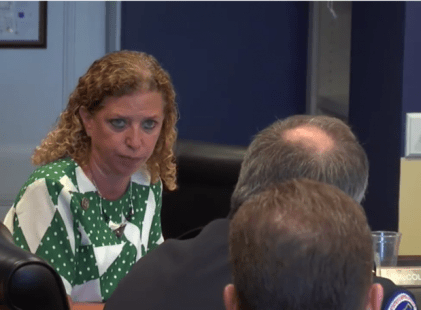 """Rep. Wasserman Schultz promises """"consequences"""" for Capitol Police chief investigating her staffer"""