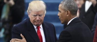 Side By Side: How Trump And Obama Respond To Terror Attacks [VIDEO]