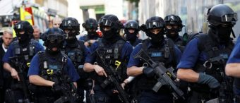 London Police Gun Down Terrorists With 'Unprecedented Number Of Rounds'