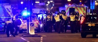 Heroic Woman Saves 20 Lives in London Terror Attack