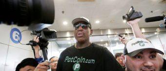 Dennis Rodman's Agent Asked North Korea To Release Otto Warmbier