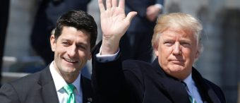 White House, Republican Leaders Stand Together On Immigration Reform