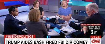 CNN Panel Brings Up A Pretty Serious Accusation About Trump, Comey And Mueller [VIDEO]