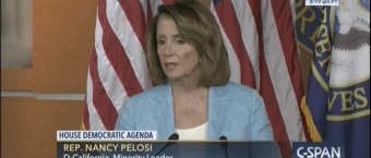 Day After Shooting, Pelosi Attacks Trump And Republicans' 'Politics Of Personal Destruction' [VIDEO]