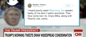 This Is What CNN Focused On For 13 Hours Straight