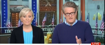 Joe Scarborough Calls President Trump 'Greatest Liar That's Ever Sat In The White House' [VIDEO]