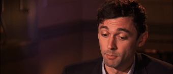 Ossoff Bans Conservative Media Outlet From Campaign Event