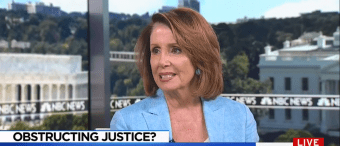 MSNBC's Impeachment Question Was Too Crazy Even For Nancy Pelosi [VIDEO]