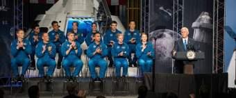 NASA Picks Former Navy SEAL, Harvard Grad For Astronaut Training