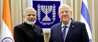 Indian PM's Historic Trip To Israel: Great For Both Countries—And The U.S.