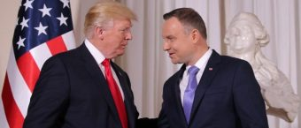Trump Says NATO Money Is 'Pouring In'