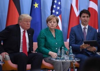 Trump Says Trudeau Doing 'Spectacular' Job As PM