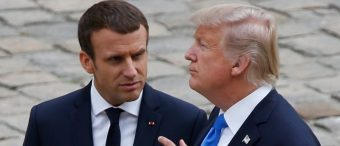 French Diplomat Offers Surprising Praise For Donald Trump As 'A Hybrid Political Animal' In Leaked Email