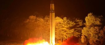 New Video Footage Shows Powerful North Korean ICBM That Can Hit The US