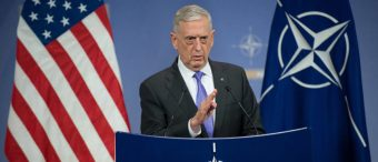 Mattis: Iran Needs Regime Change For Relations To Improve With US