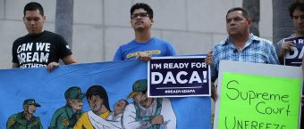 'Enforcement First': White House Unlikely To Support Senate Bill For 'Dreamers'