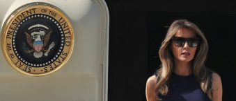 Melania Trump's Best Looks From Her Foreign Trip [SLIDESHOW]