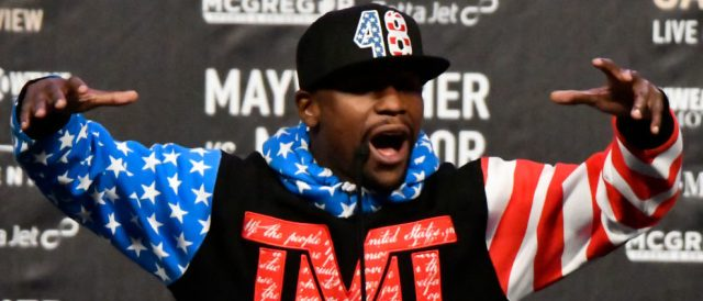 Floyd 'Money' Mayweather Hasn't Paid His Taxes On Time For Over A Decade
