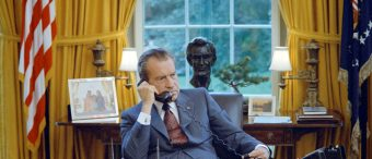 Politico's Chief Foreign Affairs Reporter Says Trump Is Worse Than Nixon