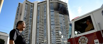 Three Dead In Hawaii High Rise Fire Without Sprinklers