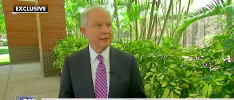 Jeff Sessions Doubling Down On Trump's Agenda Despite Barrage Of Attacks