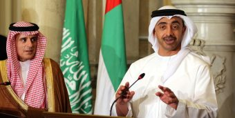 The Gulf Crisis Threatening Anti-ISIS Operations May Have Been An Inside Job