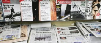 The Post Vs. The Times: How Competition Helped Create Fake News
