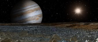 How Can A Lake In Iceland Give Clues About Life On Jupiter's Moon?