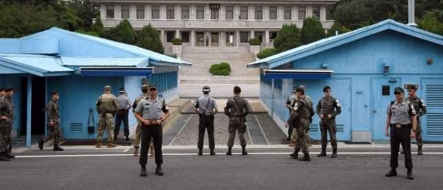 US, North Korean Generals Meet At DMZ To Talk About Sending Home America's War Dead