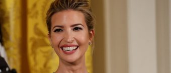 Ivanka Trump Caught Everyone's Eye In This Outfit