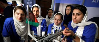 Father Of Afghan Robotics Team Captain Killed By ISIS Suicide Bombers