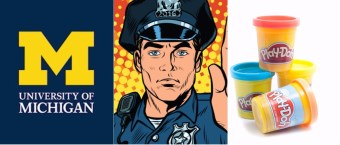 University Of Michigan Seeks 'Cultural Appropriation' Cop After Trump Play-Doh