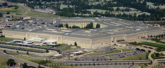 Pentagon Whistleblower Claims DoD Official Awarded Investigators Of His Case With Military Medals