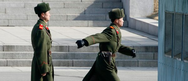 North Korean Soldier Who Braved A Barrage Of Bullets To ...