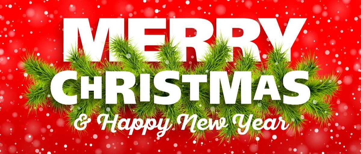 Happy Greetings 2017 New And Christmas Merry Year