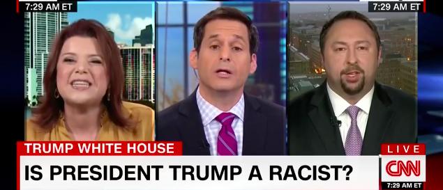 Screenshot Ana Navarro Freaks Out On CNN