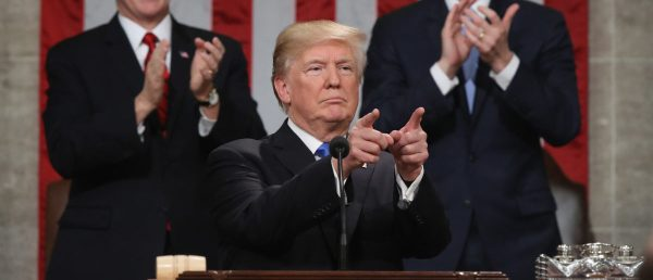 Trump Breaks Nearly All Applause Records on State of the ...