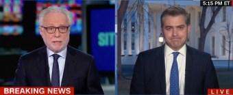CNN's Chief White House Correspondent Calls Trump A 'Racist' Live On-Air