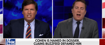 Tucker Takes BuzzFeed's Ben Smith To School On Dossier, 'Partisanship Played A Role' [VIDEO]