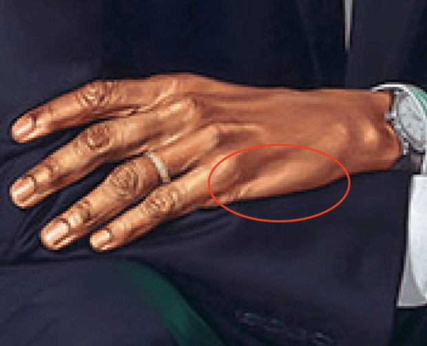 President Barack Obama/Kehinde Wiley